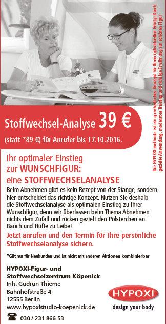 2016-10_Hypoxi-Stoffwechselanalyse-Anzeige Berliner Woche