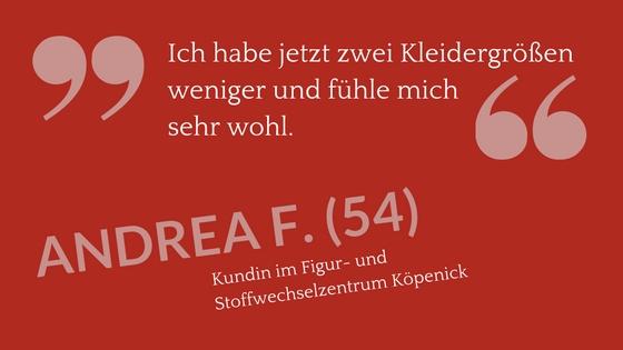 Kundenstimme Zitat Andrea F (54)